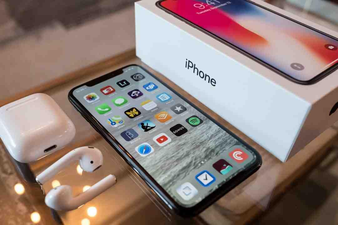 Comment éteindre et rallumer un iPhone XR ?
