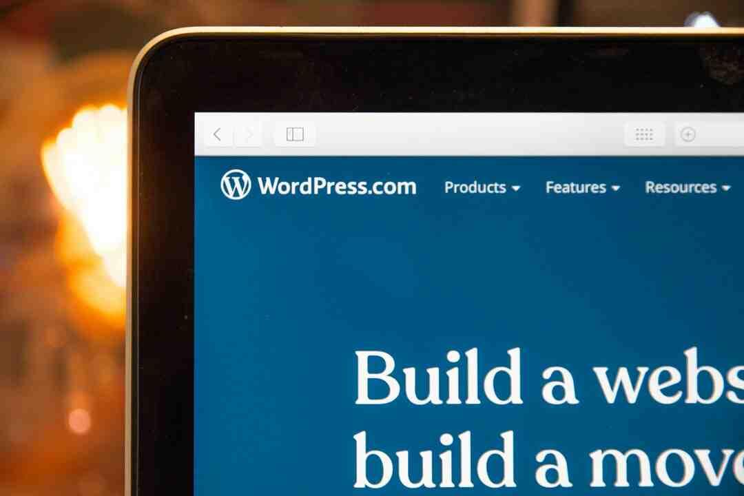 Comment enlever wordpress dans url