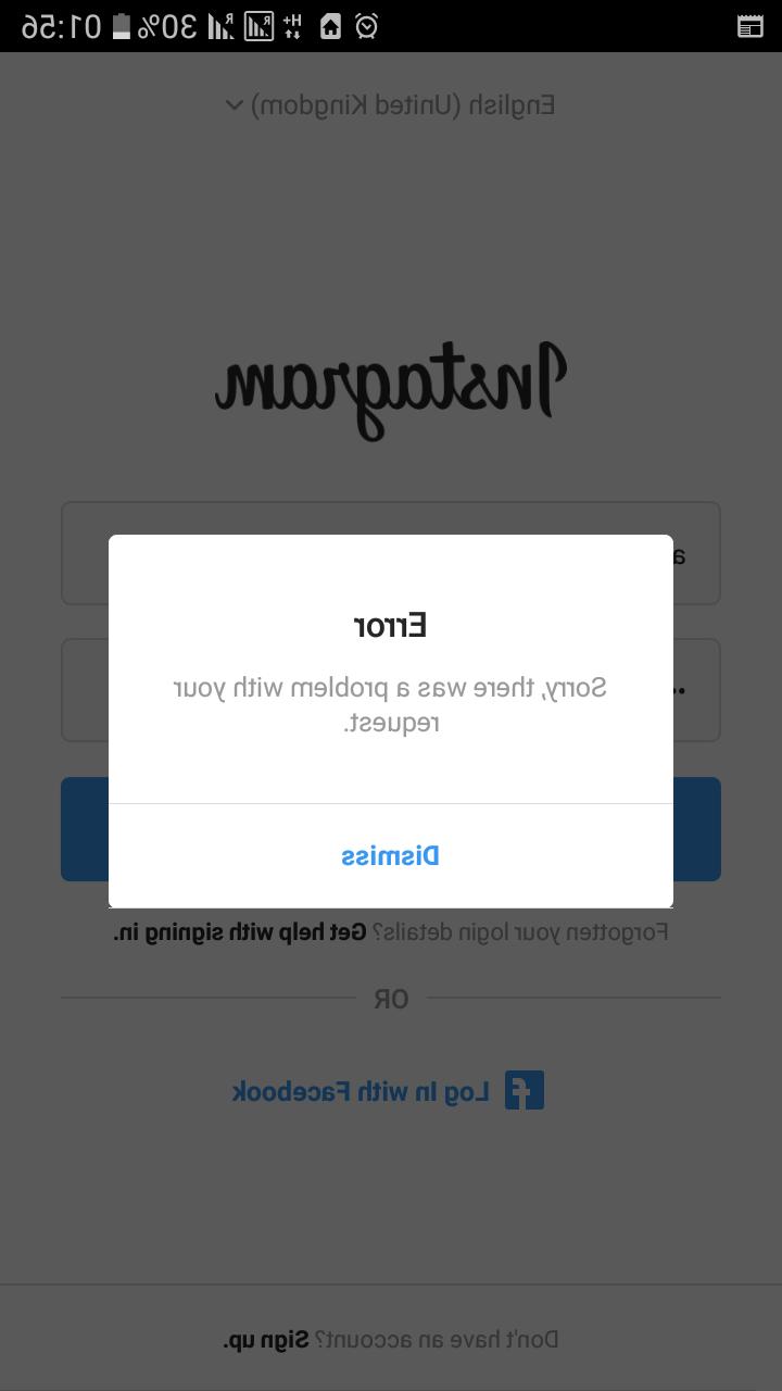 Pourquoi je ne peux pas me connecter à mon compte Instagram ?